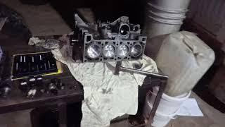 Установка дизельного двигателя ваз-341 в ниву. Работа над ошибками. Часть 1.