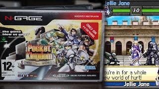 Pocket Kingdom -- Przegląd gier N-Gage #1
