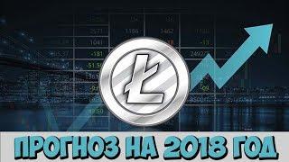 Лайткоин взлетит в 2018! Прогноз курса litecoin на 2018 год. Сколько будет стоить ЛАЙТКОИН в 2018?