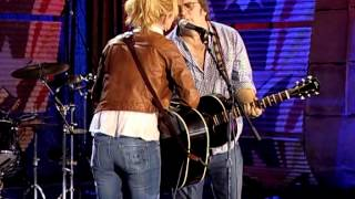 Steve Earle and Allison Moorer - Where Have All The Flowers Gone (Live at Farm aid 2006)