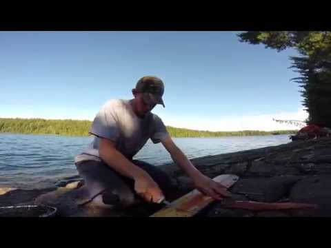 Big Porcupine Lake Camping Trip - 2014