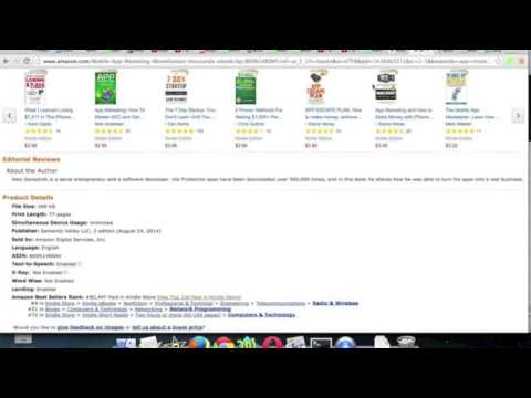 Amazon SEO  How to do Amazon and Kindle keyword research to rank in search and categories