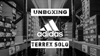 Unboxing the ADIDAS Terrex Solo - Unity Lime | SportsShoes.com