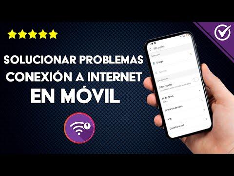Cómo Solucionar Problemas de Conexión a Internet en Móvil Samsung, LG y Huawei