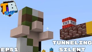 Tunnel Bore Diamond Mining & And Iron Derp - Truly Bedrock Season 2 Minecraft SMP Episode 51