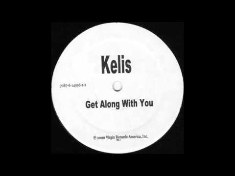 (2000) Kelis - Get Along With You [David Morales Club RMX]