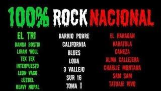 Mix 100% Rock Nacional Mexicano 2019. (DESCARGAR CANCIONES)