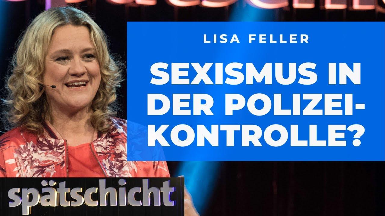 Lisa Feller zu #metoo: Von dicken Möpsen und Sexismus in der Verkehrskontrolle   SWR Spätschicht