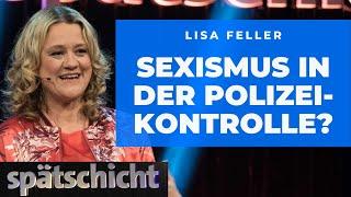 Lisa Feller zu #metoo: Von dicken Möpsen und Sexismus in der Verkehrskontrolle