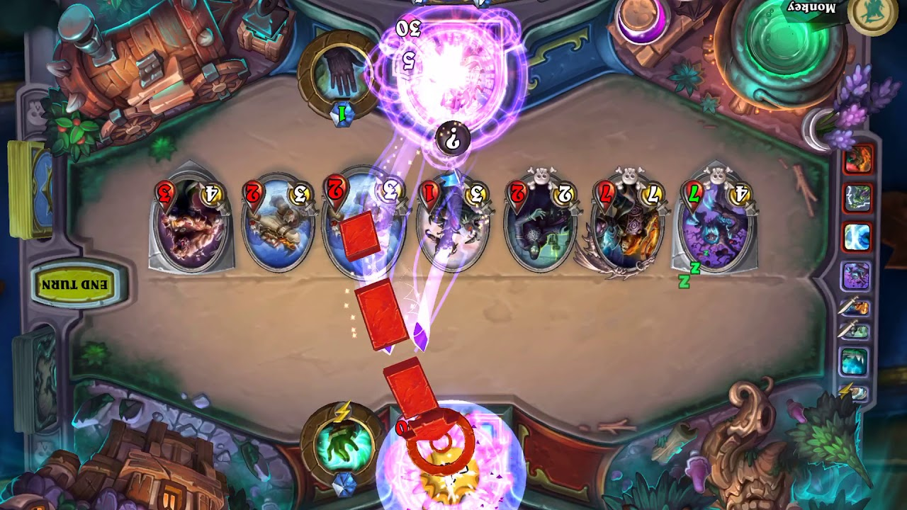 Hearthstone : Battle of the Witchwood