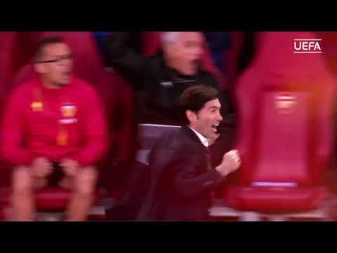 Ronaldo After Bale Goal