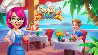 Cooking Idol - A Chef Restaurant Cooking Game
