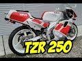 YAMAHA TZR 250 - A SUPER MAQUINA 250 2 TEMPOS