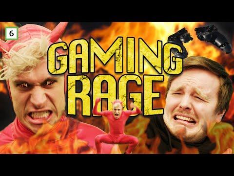 GAMING RAGE (med RobTheSir)