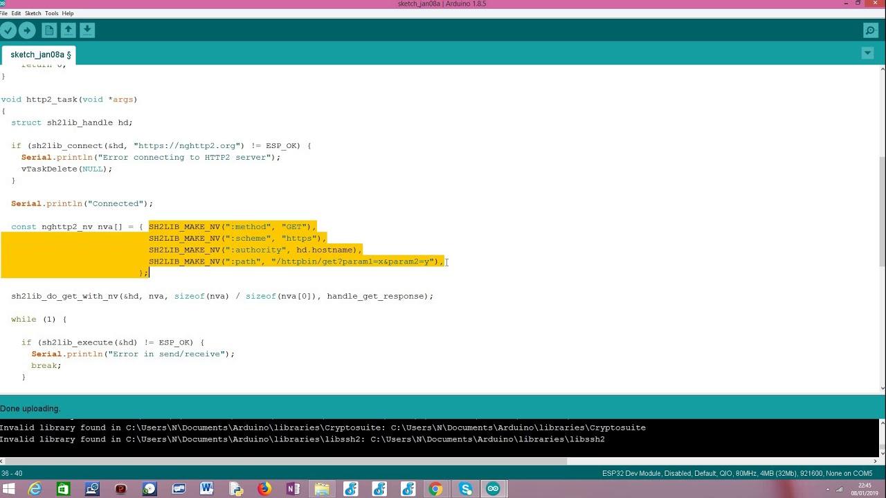 ESP32 Arduino Tutorial: External interrupts | DFRobot