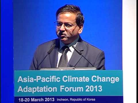 Asia Pacific Climate Change Adaptation Forum 2013 :Closing Plenary - Part 3