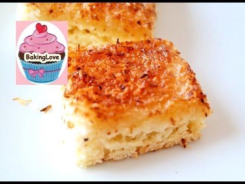 Blitzkuchen Saftiger Kokoskuchen Vom Belch Blechkuchen Super