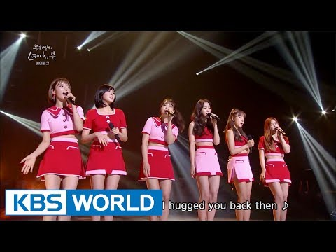 Apink - What Would Have Been | 에이핑크 - 어땠을까 [Yu Huiyeol's Sketchbook / 2017.07.19]
