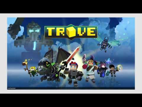 Doing alot of mining (Trove) dont mind my crap youtube name