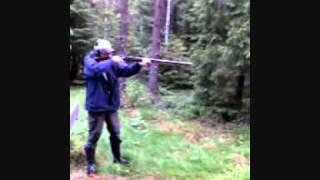 Tappgevär m/1815-45-48 Swedish Percussion Rifle