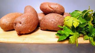 Как сделать картошку в ДВА РАЗА вкуснее Простой рецепт вкусного ужина