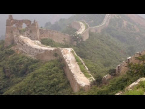 Is The Great Wall Of China The Only Man made Object Visible