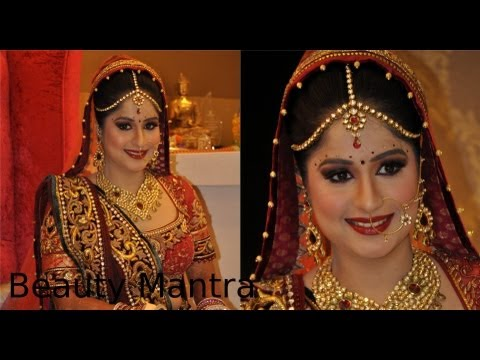 Bridal Makeup - Royal Look