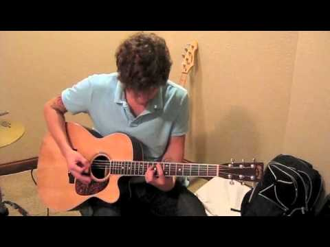 Michael Cameron - Use Somebody (cover)