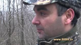 Охота на кабана и косулю в Тульской области видео