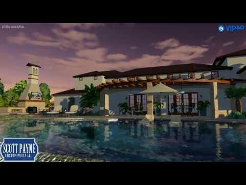 Pool Tour Video