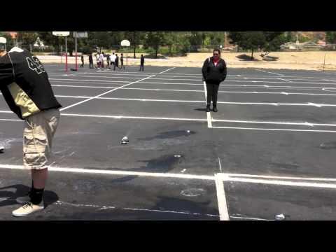 Vinegar And Baking Soda Race Cars Youtube