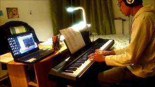 "Eric Carmen - ""All by myself "" piano interpretation by Huan Tran"