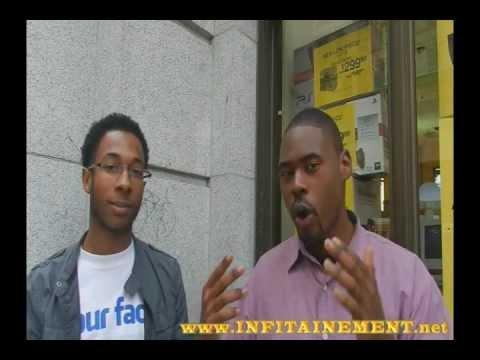 Infitain interviews Singer Aaron Thomas