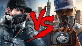 WATCH DOGS 2 REPETE OS ERROS DO PRIMEIRO GAME?