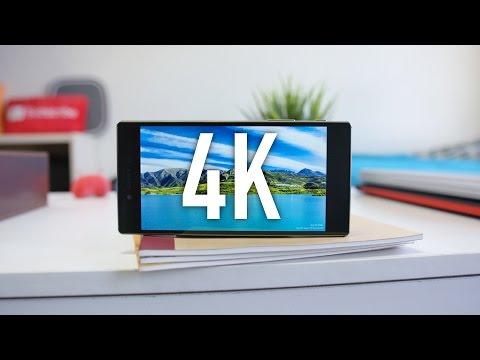 Sony Xperia Z5 Premium: A 4K Smartphone!