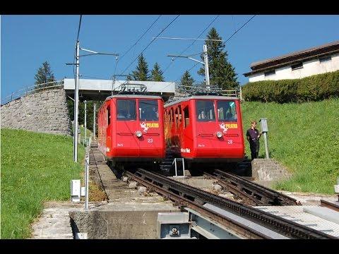2016 08 05 Suisse  Pilatus  ( Train et téléphérique )
