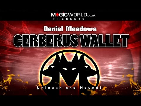 Cerberus Wallet By Daniel Meadows And MagicWorld.co.uk