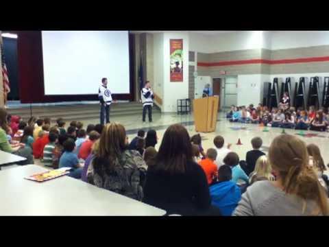 Schuylkill Valley Elementary School Pep Rally