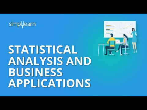 Statistical Analysis And Business Applications | Data Science With Python Tutorial