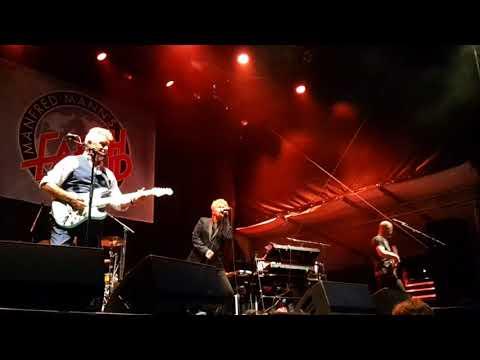 Manfred Mann's Earth Band - Stronger Than Me - Braunschweig/BraWo Bühne 27.07.2018