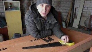 видео Экструдированный пенополистирол