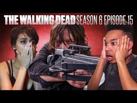 "The Walking Dead: Daryl  ""East"" Fan Reaction Compilation"