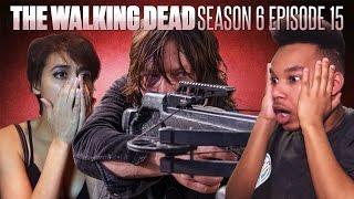 """Fans React To The Walking Dead Season 6 Episode 15: """"East"""""""