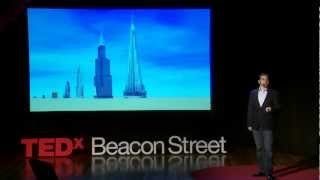 Why scaling up always hurts: Pete Bell at TEDxBeaconStreet