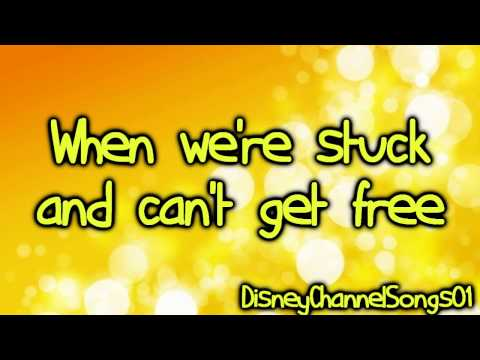 Lemonade Mouth - Turn Up The Music With Lyrics