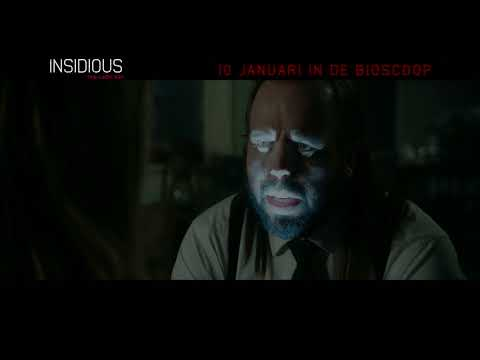Insidious: The Last Key | Spot TIMES UP (FLESUB) | Sony Pictures Belgium