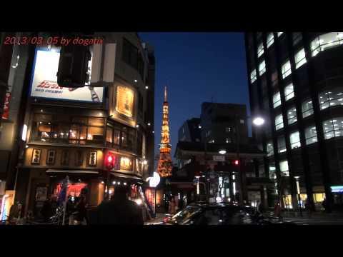 Japan Trip 2013 Tokyo Tower Omon Night view 19