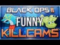 BLACK OPS 2 Funny Killcams (Frogs And Dolphins)