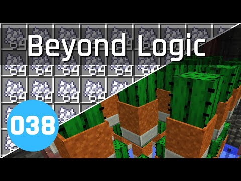 Beyond Logic #38: Dyeing for 1.13 | Minecraft