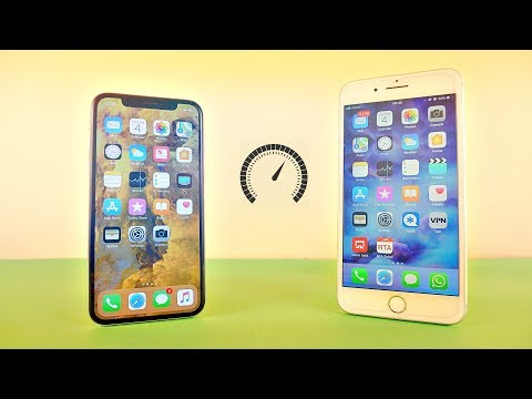 Download Youtube: iPhone X vs iPhone 8 Plus - Speed Test! (4K)